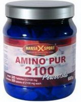 amino pur powertabs 2100
