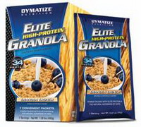 dymatize elite high protein granola