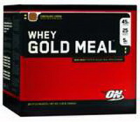 optimum nutrition whey gold meal