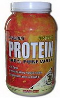 essential protein 100% pure whey