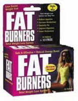 fat burners box